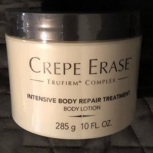 Other - Crepe Erase Intensive Body Repair Treatment 10 oz